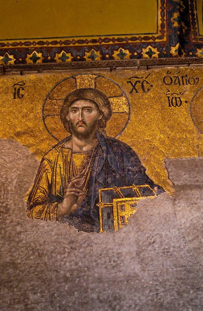 Hagia Sophia Istanbul Turkey Hagia Sophia Historical Painting Hagia Sophia Istanbul