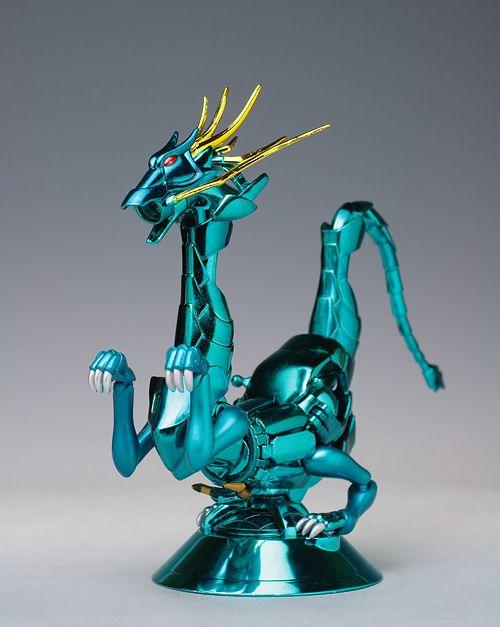 La armadura del dragon