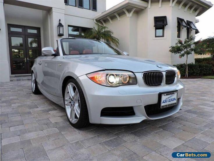2012 BMW 1-Series Base Convertible 2-Door #bmw #1series #forsale #unitedstates