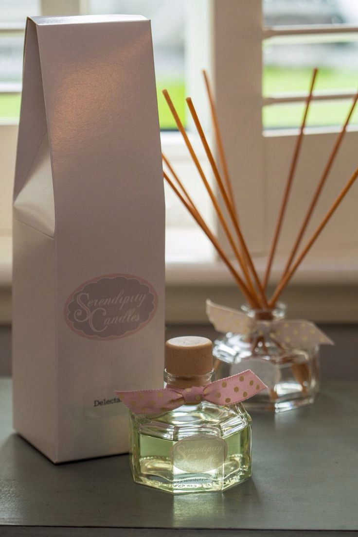 Reed Diffusers for home fragrance