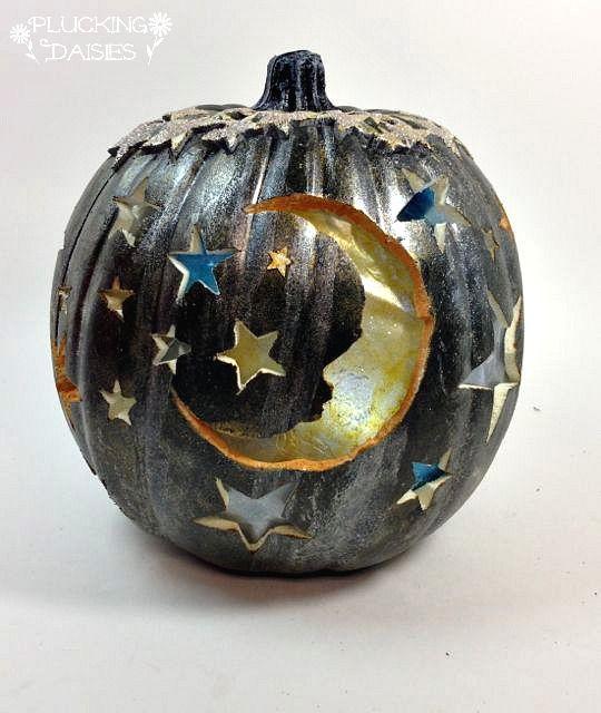 moon-and-stars-pumpkin-beauty.jpg (540×640)
