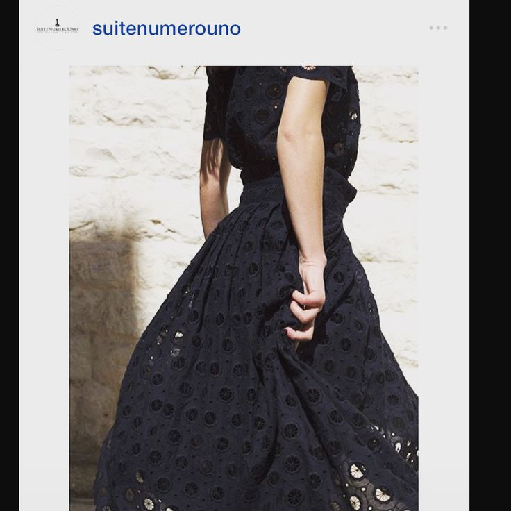Black elegance with #AlphaStudio sangallo! Thanks ti Suite Numero Uno Boutique!   #ss2016 #knitwear #outfit #outfitoftheday #sangallo #fashion #macrame #tricot #black #elegance #style #stylish #summer #summertime #florence #glamour #friday #fridayoutfit #idea