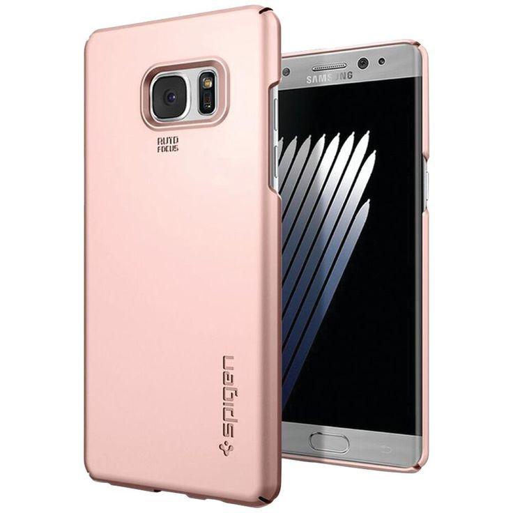 Spigen Thin Fit Case For Samsung Galaxy Note 7 (rose Gold)