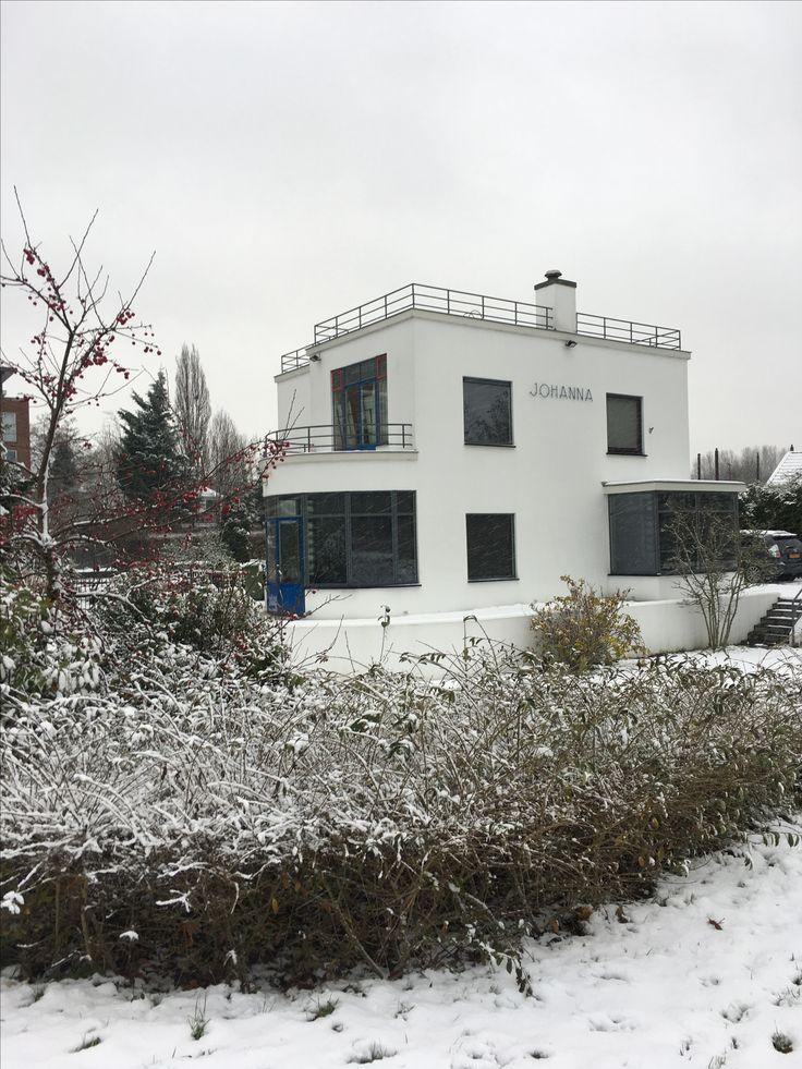 Villa johanna #willem maas #jutphaas #de stijl #functionalisme