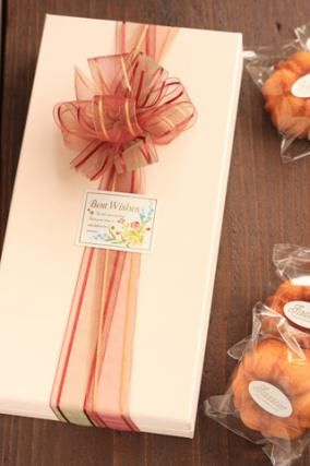 「母の日 焼き菓子のラッピング#2」お菓子教室SweetRibbonが提案する簡単かわいいお菓子ラッピング | お菓子・パンのレシピや作り方【corecle*コレクル】