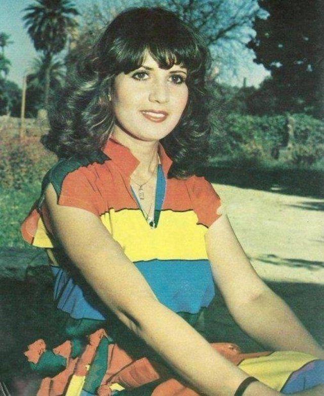 ليلى حمادة من مواليد 1951 Egyptian Beauty Arabians Person