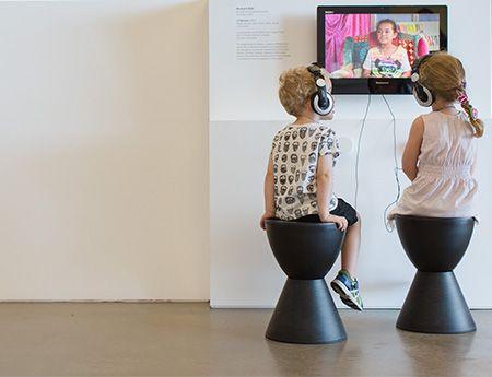 GOMA gallery kids activities