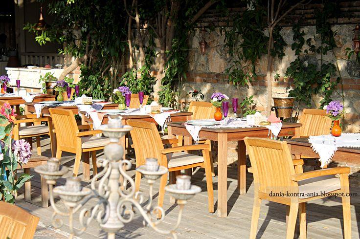 Restauracja w Turcji