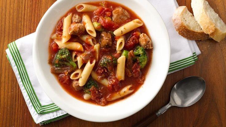 10 Cozy Soups for Soup Season