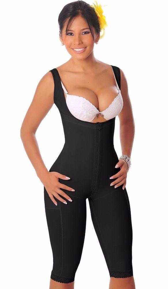 660ba57795742 Faja Colombiana Salome 0520 Liposuction GIRDLE POST SURGERY WAIST TRIMMER  NEW  Salome  Bodyshaper