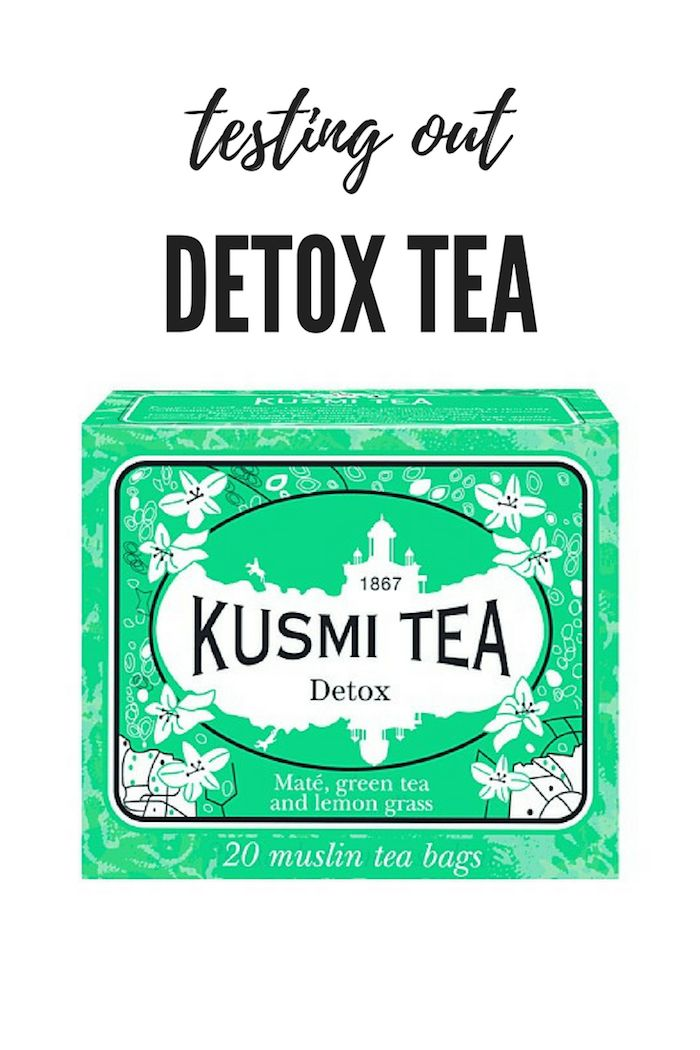kusmi detox tea sipping my way to a healthier life fitness health pinterest detox tea. Black Bedroom Furniture Sets. Home Design Ideas