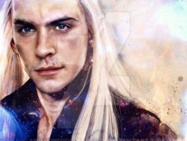 Galaxy's Elvish King by AndrewSmolderpants on @DeviantArt