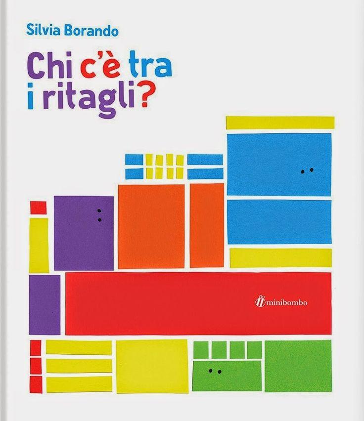 CiaU: Chi c'è tra i ritagli? La Musica! / Attività musicale vocale tra i ritagli di un libro di Silvia Borando.