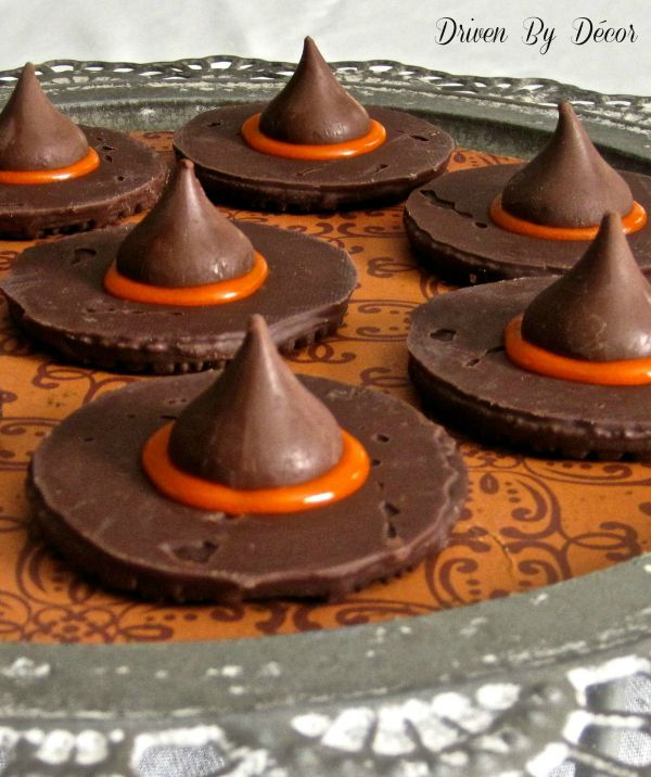 Easy Halloween Snacks & Treats for Kids - Driven by Decor