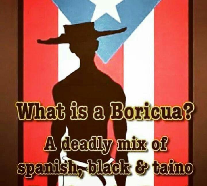 Yo soy Boricua, pa que tu lo sepas!!!