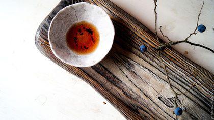 """Кухня ручной работы. чайная доска """"дождливое утро"""". joyful Art. Ярмарка…"""