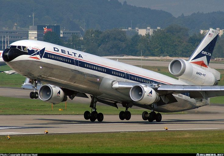 Delta Air Lines McDonnell Douglas MD-11