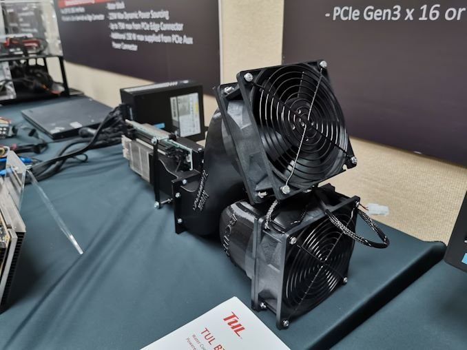 Spotted At Computex The Ultimate Gpu Air Cooling Solution With