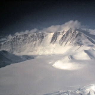 Vinson Massif, Antarctica. Summit #6, 16,066 feet.