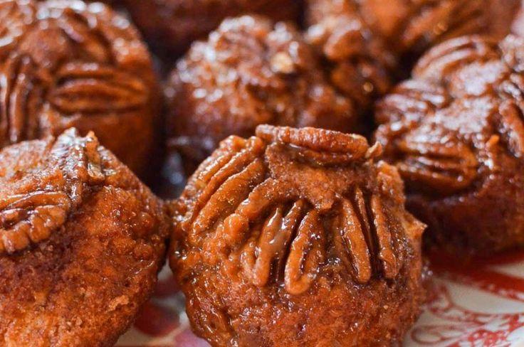 Caramel-Pecan Sticky Buns | baking | Pinterest