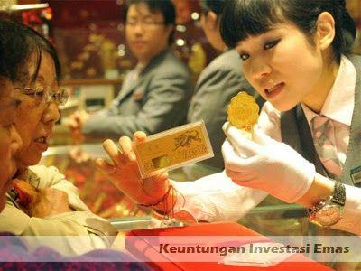 Enam Keuntungan Investasi Emas >> http://goo.gl/mhLLq0