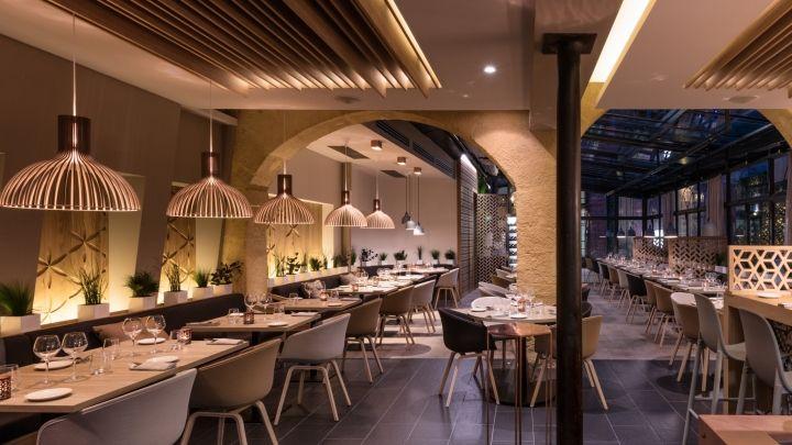 Côté Cour restaurant by Red Banana Studio, Aix en Provence – France » Retail Design Blog