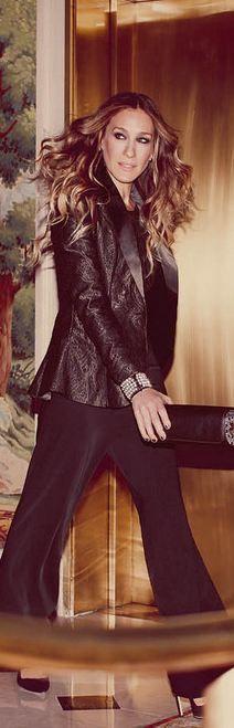 Sarah Jessica Parker for Maria Valentina Fall 2013