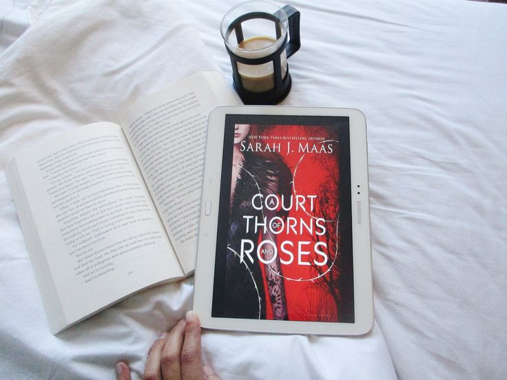 My review of the first book in the thrilling, YA fantasy series by Sarah J. Maas - A Court of Thorns and Roses. A rather late hop on board the bandwagon...