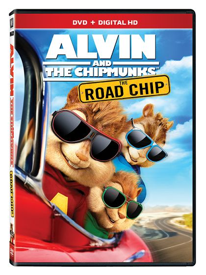 Alvin & The Chipmunks: The Road Chip Blu-Ray / DVD Now available in Stores #AlvinInsiders | The Night Owl Mama