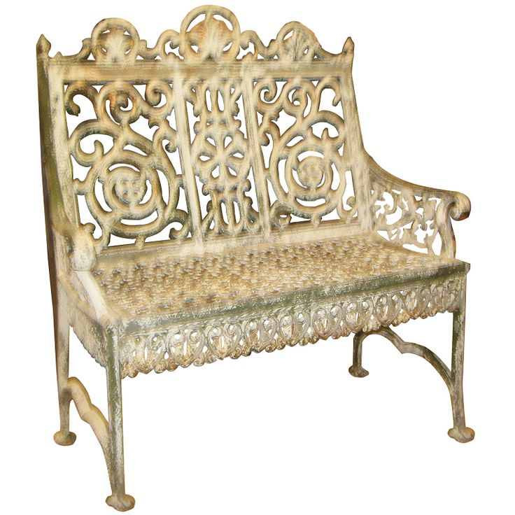 1000 Images About Victorian Garden Furniture On Pinterest