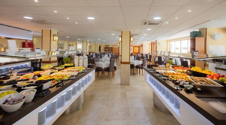 Hotel RH Casablanca - Buffet http://www.hotelesrh.com/hoteles-en-peniscola/hotel-rh-casablanca