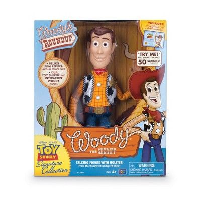6719b7fa7c9 Toy Story Signature Collection Woody The Sheriff in 2019   Funny ...