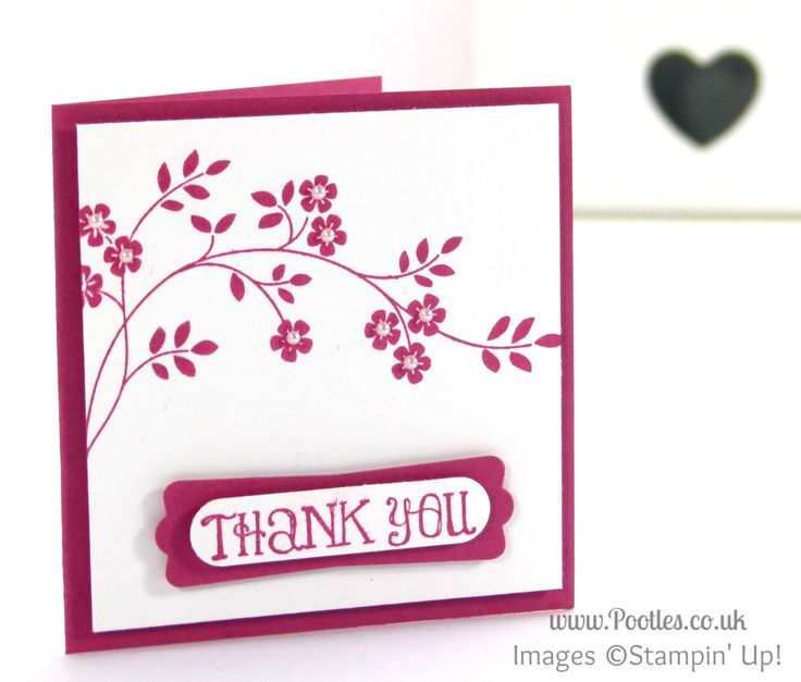 22 best Thank you cards images on Pinterest Invitations, Card