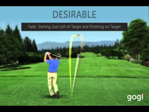 Golf Basics - Common Ball Flights: Todd Anderson #GolfTips #Golf