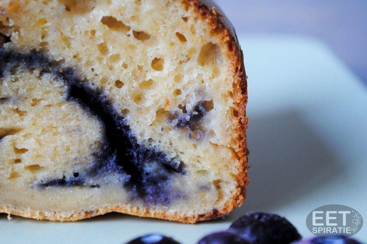 blauwe bessencake 2