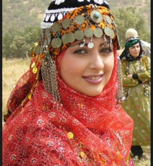 Beautiful Kurdish Girl