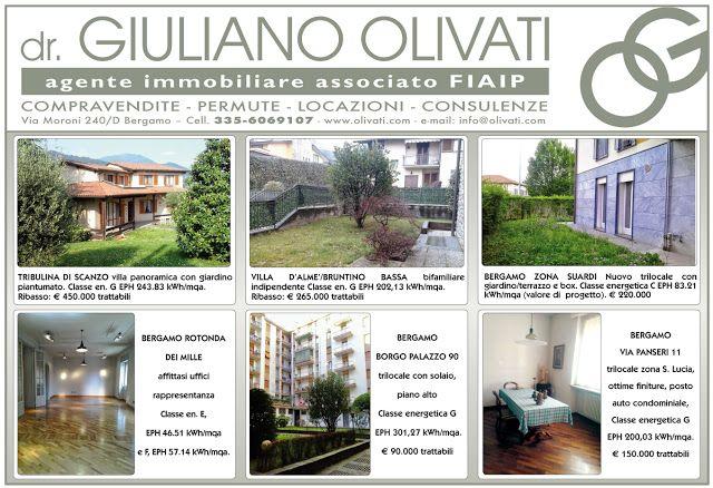 OLIVATI IMMOBILIARE BERGAMO | Immobiliare, Case in vendita ...