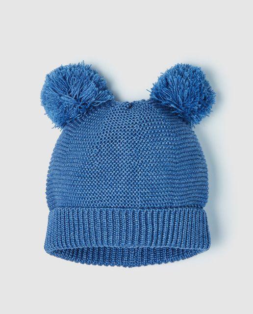 Gorro de bebé niño Freestyle en azul  3fceb910c73