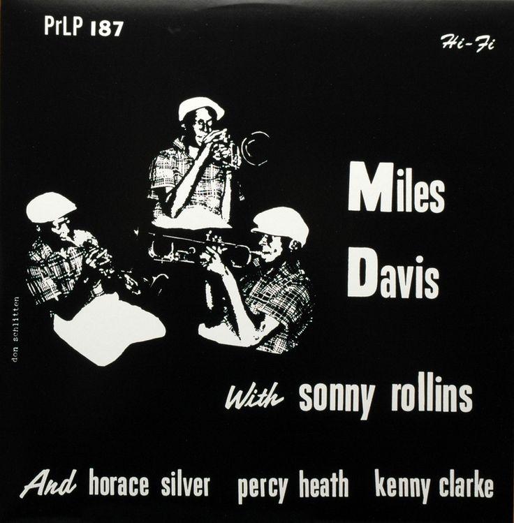 Miles Davis with Sonny Rollins