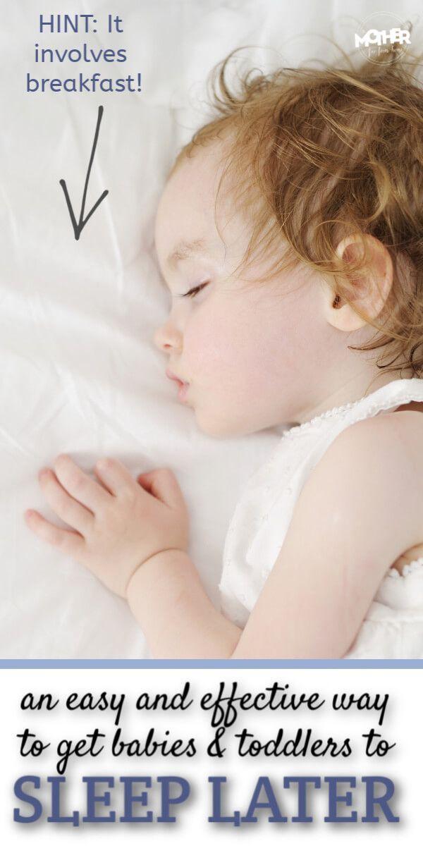 bfa377ec98fbc453b1ae7ab28d527cf6 - How Do I Get My Toddler To Sleep Earlier