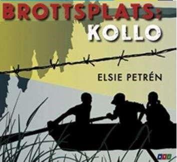 Brottsplats: kollo [Ljudupptagning] / Elsie Petrén ... #mellanåldersbok #mysterier #ljudbok #mp3bok