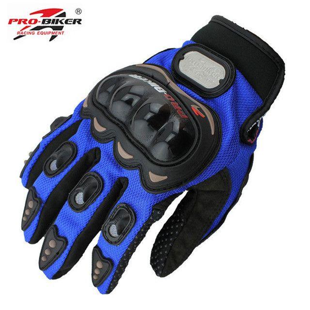 PRO Biker MCS-01C Professional sport motorcycle gloves Moto Mujer Luva Motoqueiro moto Racing Gloves Bike Bicycle cycling glove