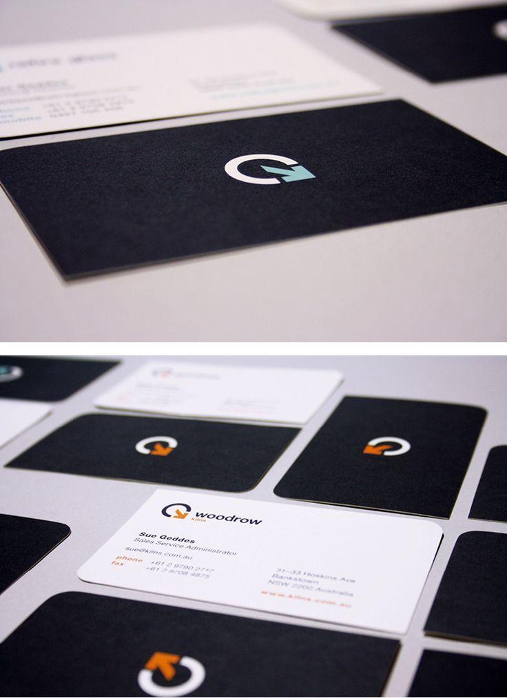 Refine Glass Business Cards
