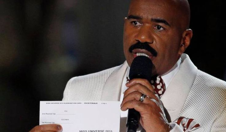 Steve Harvey se Trolea en Facebook