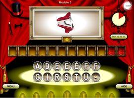 Enrichissez votre vocabulaire en français ! Un jeu beaucoup moins facile qu'il n'y paraît au premier abord.