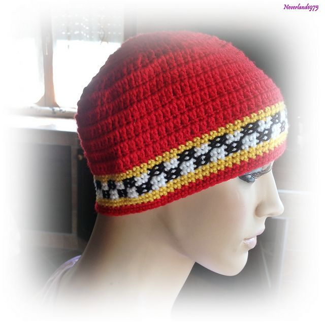 337 best Crochet Hats images on Pinterest | Beanie mütze, Gehäkelte ...