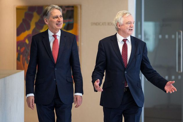 Philip Hammond Says UK 'Open' To Making EU Budget Payments After Brexit.