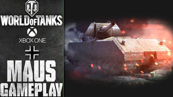 World of Tanks Xbox One: MAUS | Sacred Valley -  War | Gameplay