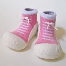Attipas functional toddler shoes in Pink