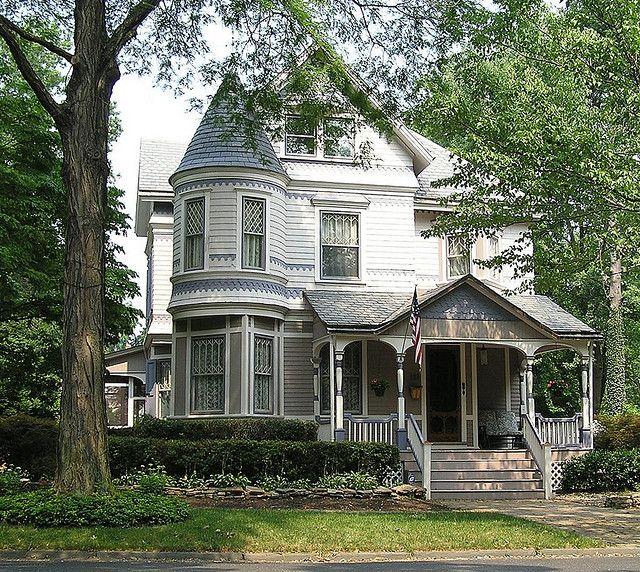 Mejores 834 im genes de victorian homes en pinterest - Arquitectura victoriana ...